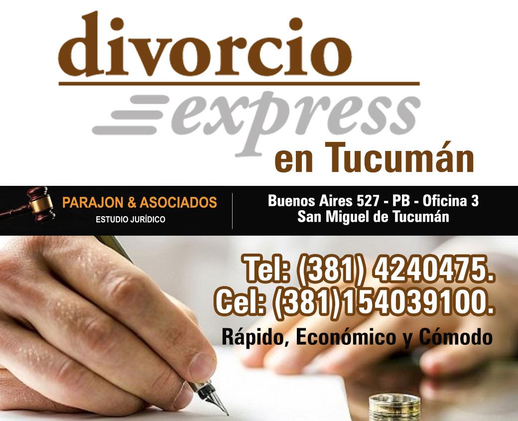 divorcios en tucuman